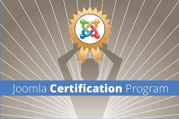 joomla certification