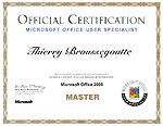 Master microsoft office user specialist